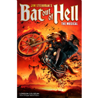 Bat Out Of Hell Poster
